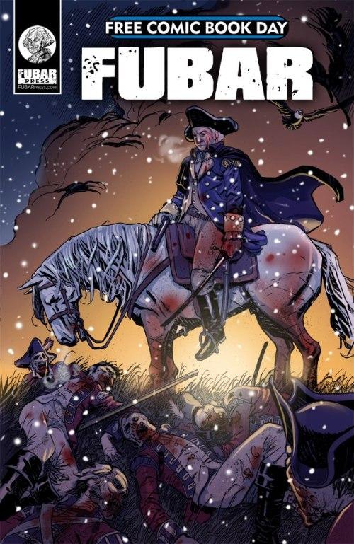 FUBAR Free Comic Book Day cover