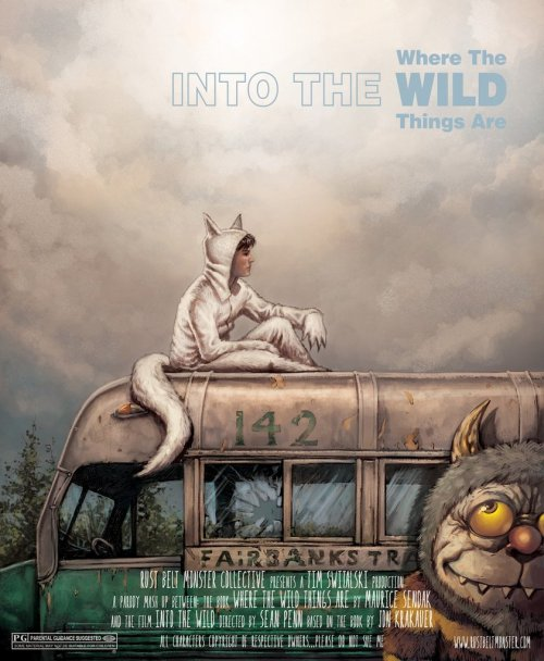 Into Where the WILD Things Are